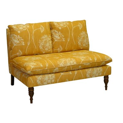Skyline Furniture Lounge Settee Loveseat