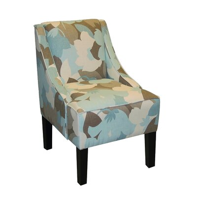 Skyline Furniture Swoop Cotton Armchair