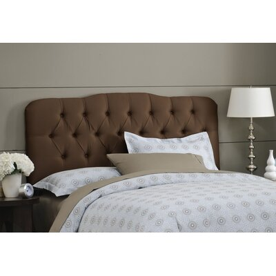 Skyline Furniture Tufted Arch Upholstered Headboard
