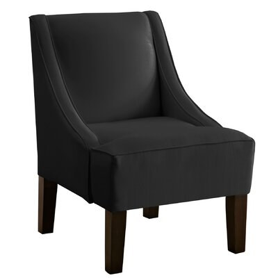Skyline Furniture Shantung Swoop Armchair