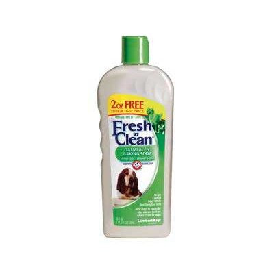 Lambert Kay Fresh N Clean Oatmeal and Baking Soda Shampoo for Dogs