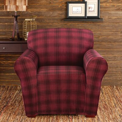Sure-Fit Stretch Belmont Club Chair Slipcover