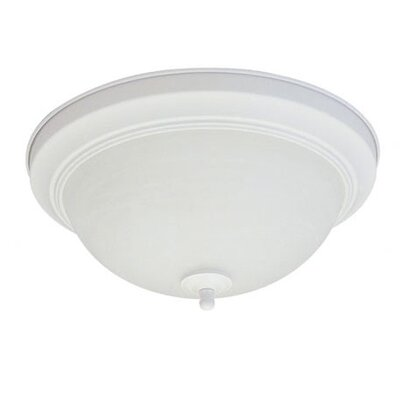 Royal Pacific 18W 2 Light Energy Star Flush Mount