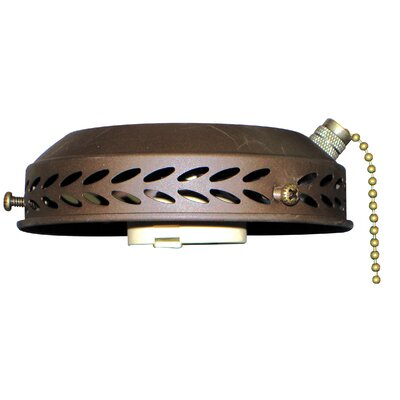 Royal Pacific 13W Single Light Fitter in Oil Rubbed Bronze