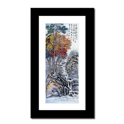 Oriental Design Gallery Village Creek by Lin Hung Tsung Wall Art