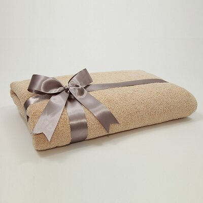 Linum Home Textiles Luxury Hotel & Spa Collection 100% Turkish Cotton Soft Twist Bath Sheet