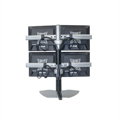 Chief Manufacturing Multiple Monitor LCD Desk Stand