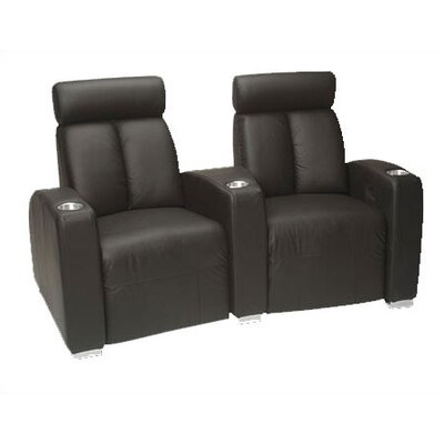 Bass Ambassador Home Theater Seating (Row of 2)