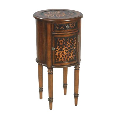 Sterling Industries Leopard End Table
