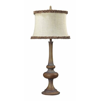 Sterling Industries Wood Table Lamp