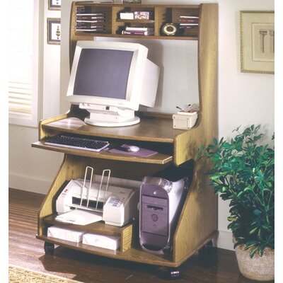 Ironwood Tower Computer Workstation