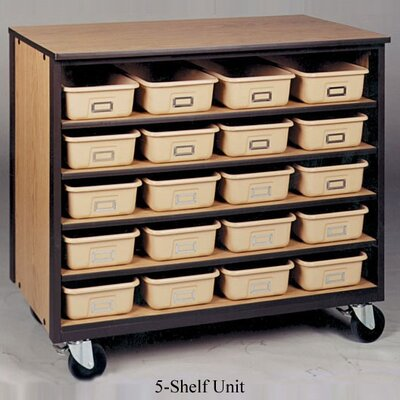 Ironwood 4000 Series Tote Tray Mobile Cabinet