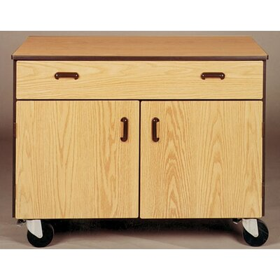 Ironwood 4000 Series Low Storage Mobile Cabinet