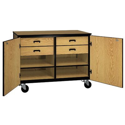 Ironwood 4000 Series Percussion Storage Mobile Cabinet