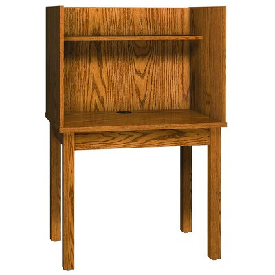 Ironwood Library 3000 Wooden Single Study Carrel