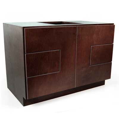 "D'Vontz 36"" Bathroom Vanity Base"