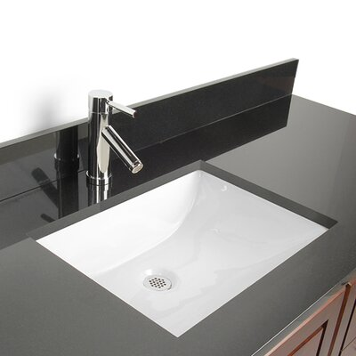 Cayman China Bathroom Sink - DV-1813RTU
