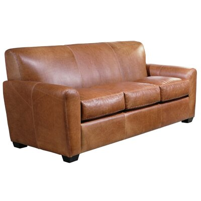 Jackson Leather Sofa