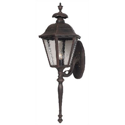 Special Lite Products Chesapeake Bottom Mount-Long Outdoor Wall Lantern