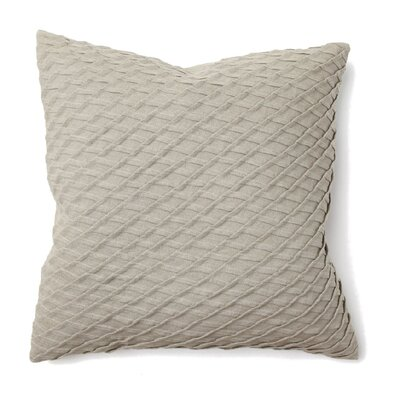 Villa Home IIIusion Sara Pleat Nat Pillow