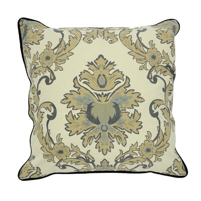 Villa Home Versailles Cotton Marquee Accent Pillow