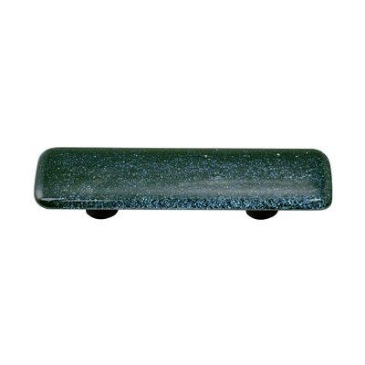 Hot Knobs Solids Cabinet Pull in Dark Metallic Blue