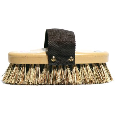 Decker Grooming Brush with Firm Strap