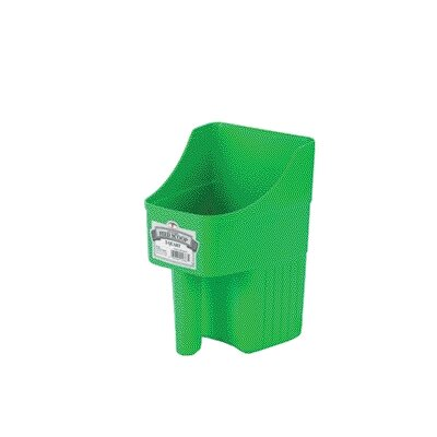 Miller Mfg Enclosed Pet Feed Scoop - 3 Quart