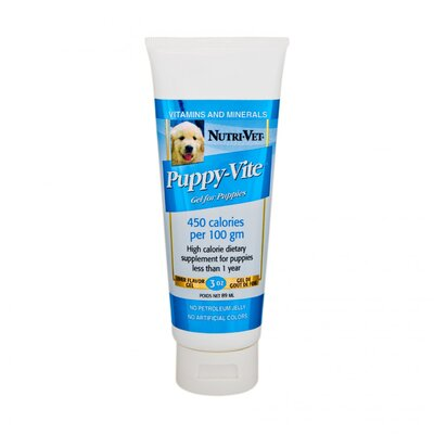 Nutri Vet Nutritionals Puppy Vite Gel