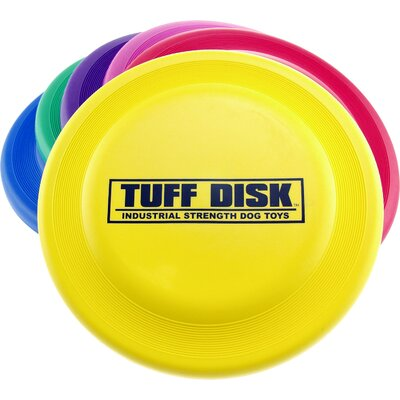 Petsport USA Tuff Disk Dog Toy