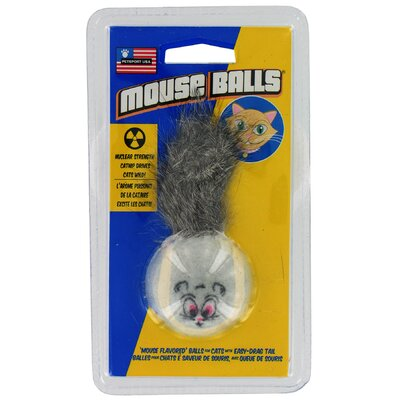 Petsport USA Mouse Ball Cat Toy