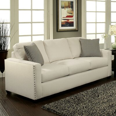 Hokku Designs Oldfields Cotton Sofa