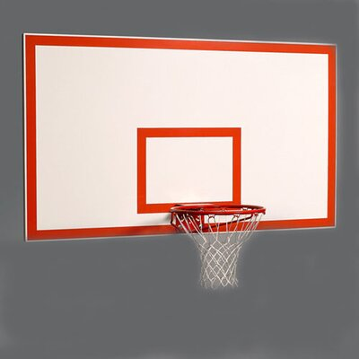 Draper Rectangular Steel Basketball Backboard