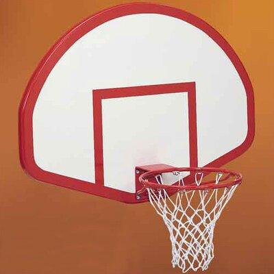 Draper Fan Fiberglass Basketball Backboard