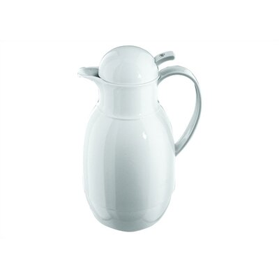 Alfi Sophie 0.6-Liter White Thermal Carafe