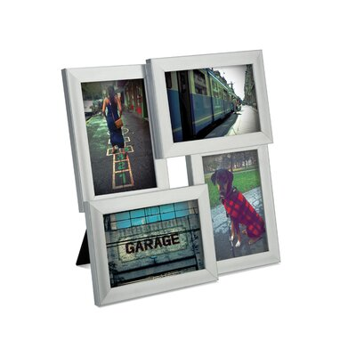 Umbra Pane Four-Opening Collage Picture Frame