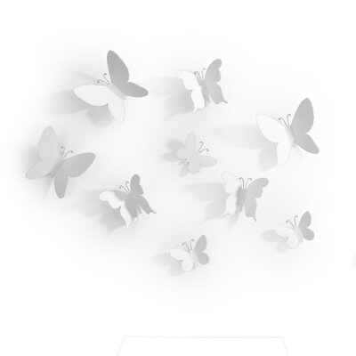 Umbra Mariposa Wall Décor (Set of 9)