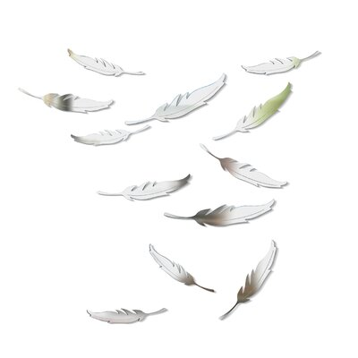 Umbra Quill Wall Décor (Set of 9)