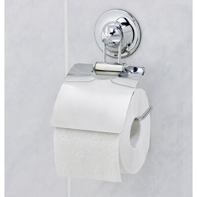 Everloc Suction Cup Toiletpaper Roll Holder