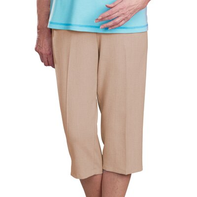 Silvert's Women's Adaptive Capri Pants