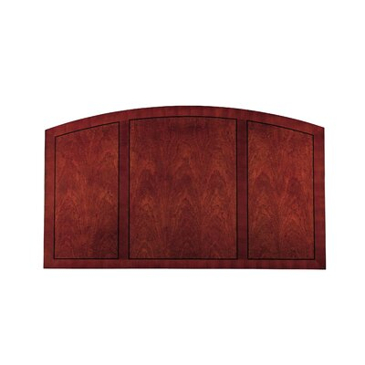 DMI Office Furniture Del Mar Executive Bow Front Desk