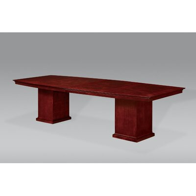 DMI Office Furniture Del Mar 10' Boat Top Conference Table