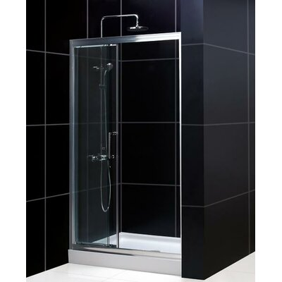 Dreamline Illusion Sliding Shower Door