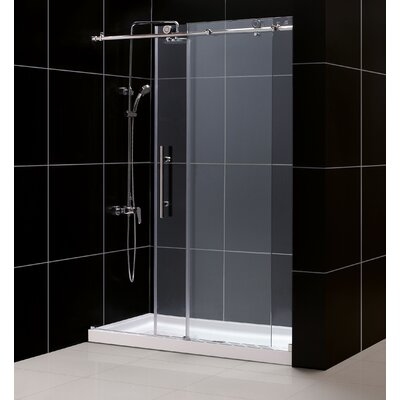Dreamline Enigma-X Fully Frameless Sliding Shower Door