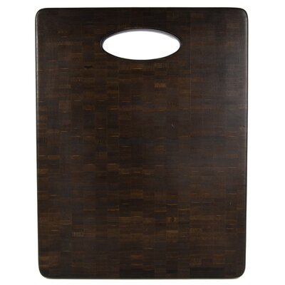 Architec Formaldehyde Free Endgrain Chopping Block with Handle