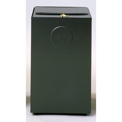 Witt Modified Series 24 Gallon Top Entry Secure Document Receptacle