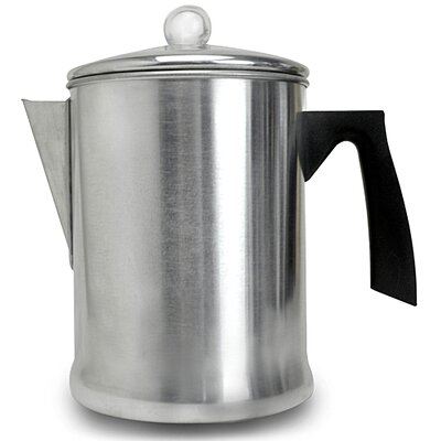 9 Cup Percolator Coffee Maker