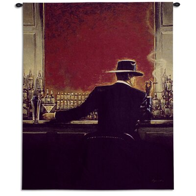 Cigar Bar Tapestry