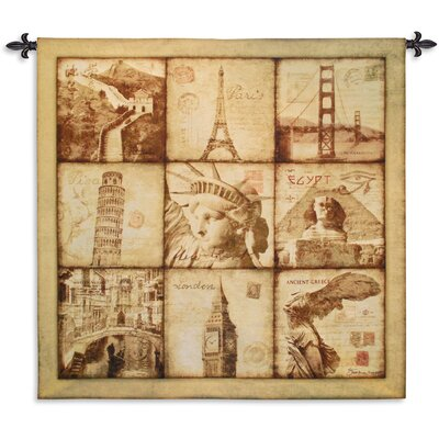 Fine Art Tapestries Travel Tapestry