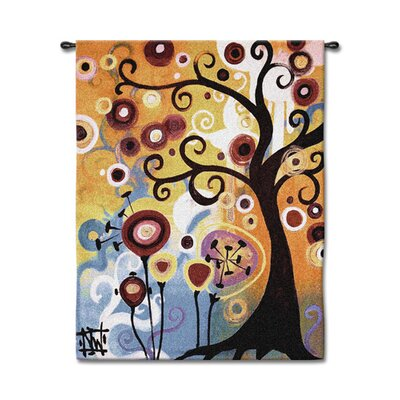 Fine Art Tapestries June Tree Large - Wescoat, Natasha